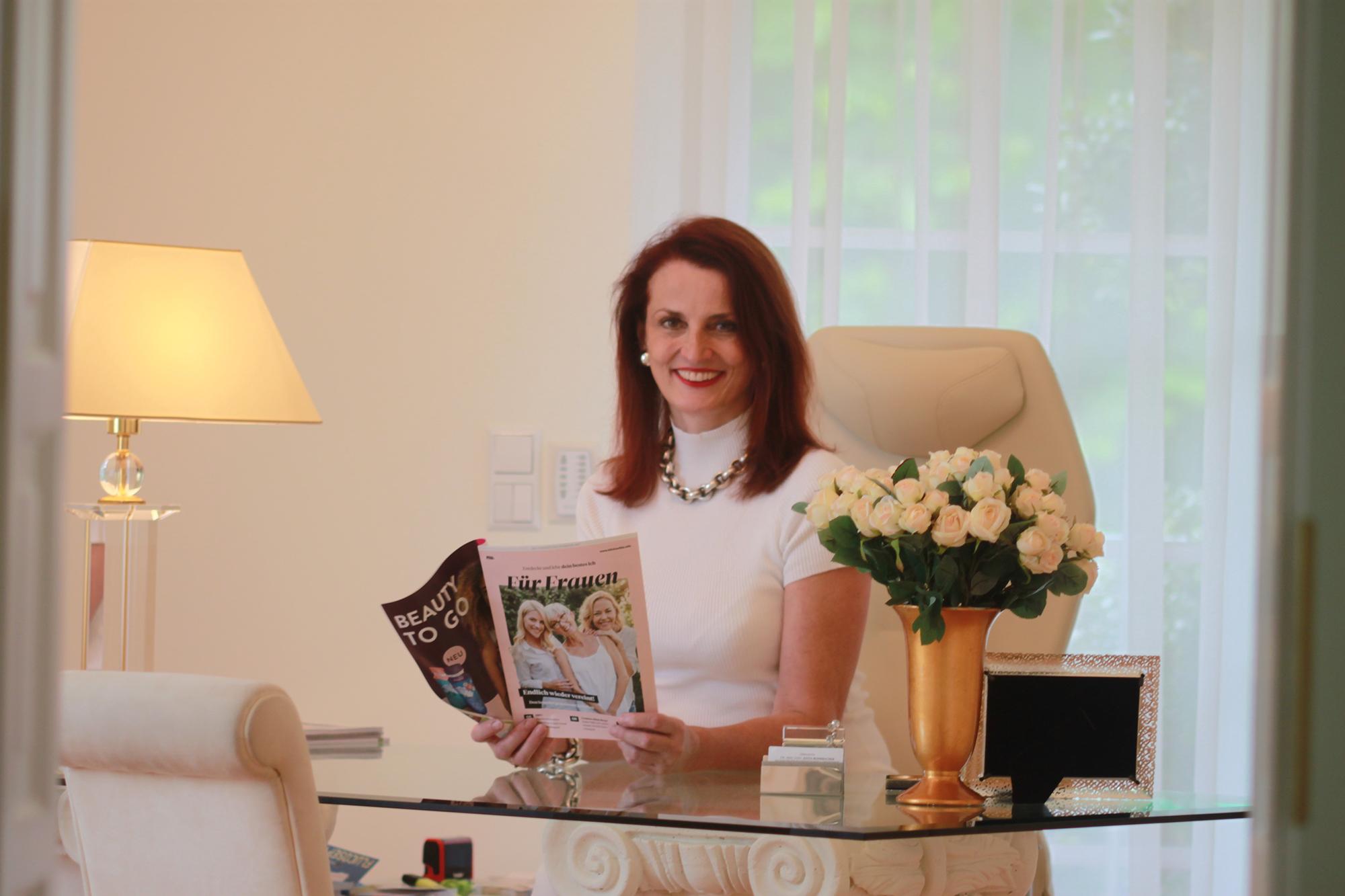 Dr. Anita Rohrbacher im WOMEN Magazin